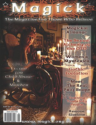 Magick Magazine