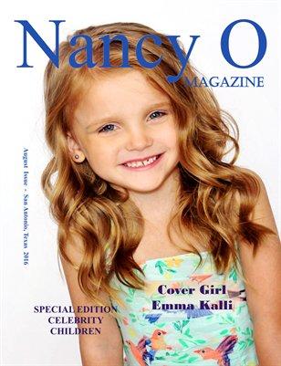 Nancy O Magazine Issue 3 August