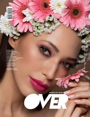 NOVEMBER 2019 Issue (Vol-04) | OVER Magazines.