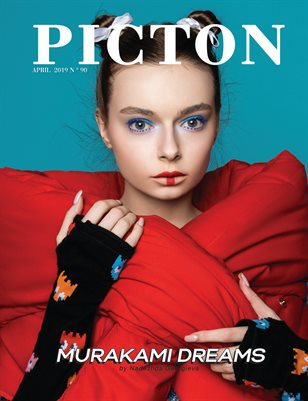 Picton Magazine APRIL 2019 N90 Cover 5