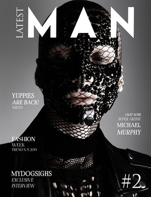 Latest magazine MAN July 2018 ENGLISH issue #2