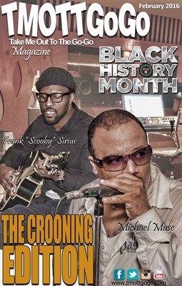 TMOTTGoGo Magazine - The Crooning Edition - February 2016