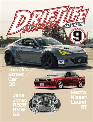 Drift Life Magazine Issue 9