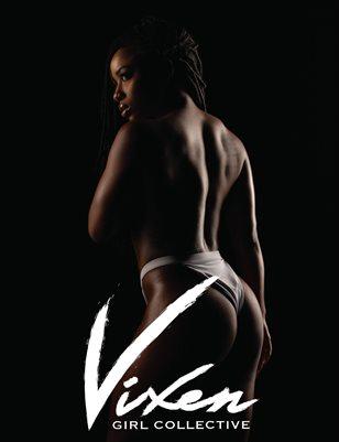 Vixen Girl Collective Magazine Feb 2021 Erotic Issue vol 3