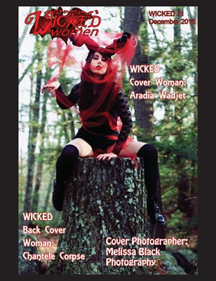 WICKED Women Magazine-WICKED 21: December 2015