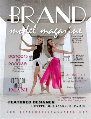 Brand Model Magazine - Issue #2