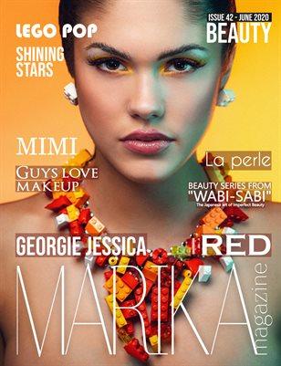 MARIKA MAGAZINE BEAUTY ( June - issue 42)