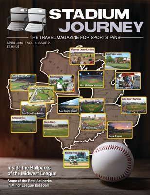 The Ballparks of the Midwest League