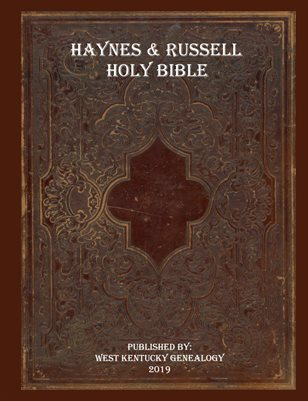 HAYNES & RUSSELL BIBLE RECORDS