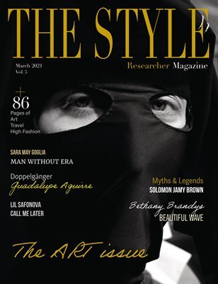 THE STYLE RESEARCHER March 2021 Vol. 5