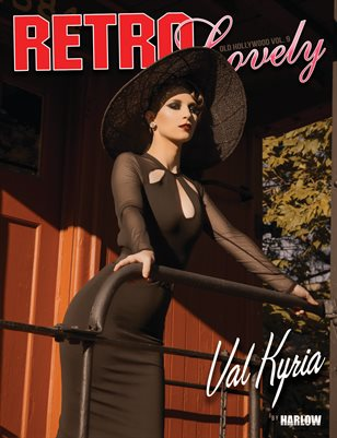 Old Hollywood Volume No.9 – Val Kyria Cover