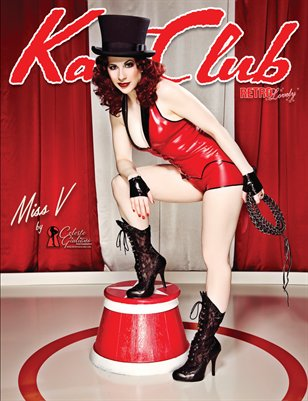 Kat Club Presents: Miss V