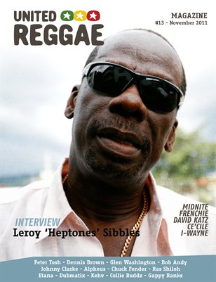 United Reggae Magazine #13