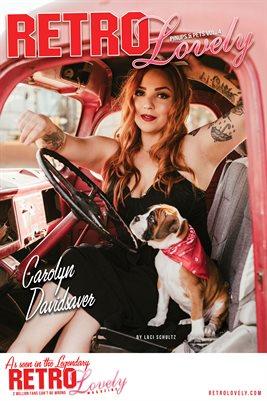 Carolyn Davidsaver Cover Poster