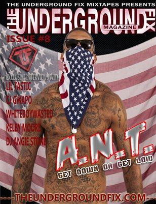 The Underground Fix Magazine Issue #8