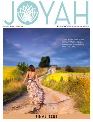 JOYAH Magazine, Issue 5, May 2013