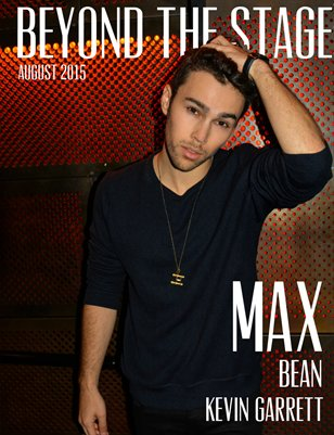 Beyond The Stage Magazine - August 2015