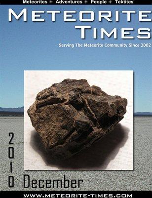 Meteorite Times Magazine - December 2010