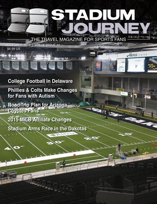 Stadium Journey Magazine Vol 4 Issue 10