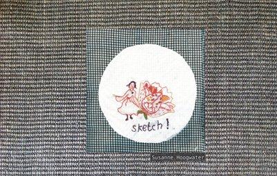 Sketch & Stitch