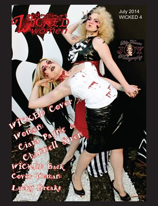 WICKED Women Magazine- WICKED FOUR: July 2014
