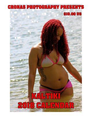 Kaltiki 2018 12 Month Calendar