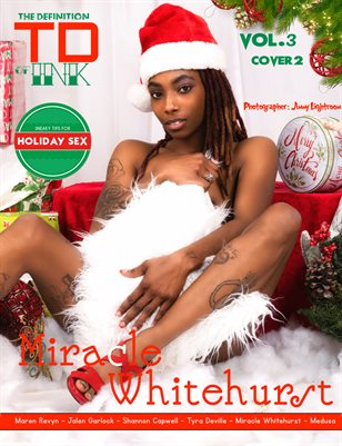 TDM Ink Miracle Whitehurst Xmas vol3 cover2