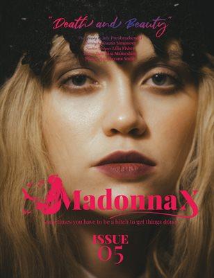 Madonna X Issue No.05 Vol02