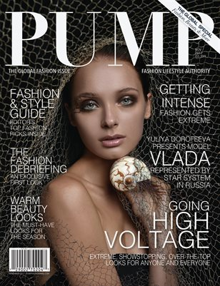 PUMP Magazine - The Global Fashion Edition