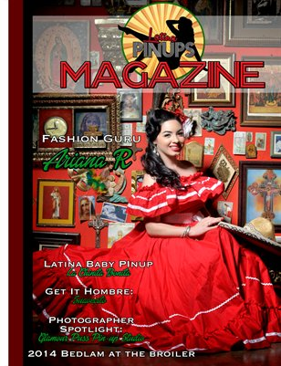 Latina Pinups September Issue