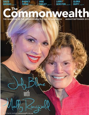 The Commonwealth August/September 2015