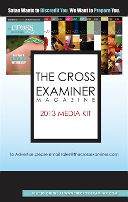 The Cross Examiner Media Kit 2013