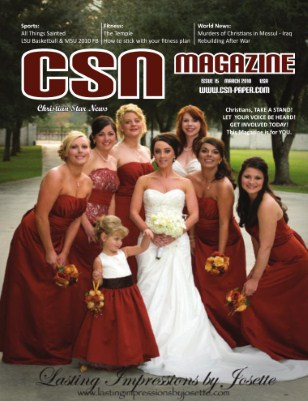 CSN Magazine March 2010