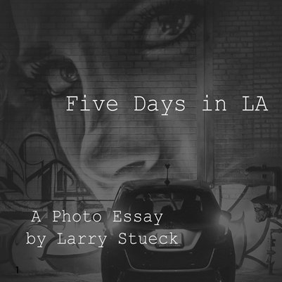 Five Days In LA