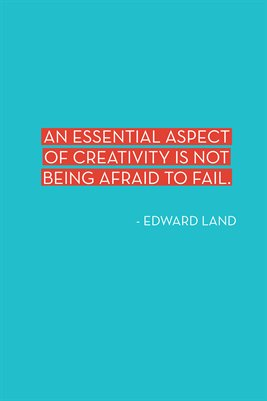 An Essential Aspect of Creativity...