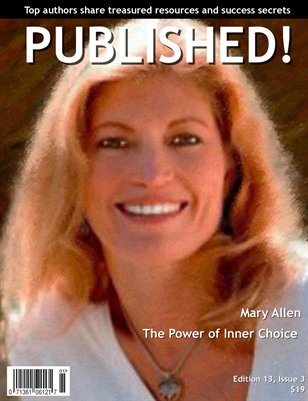 PUBLISHED! featuring Mary Allen