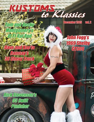 Kustom to Klassics Dec 2015 vol2