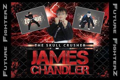 James Chandler Poster 2015