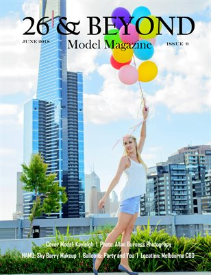 26 & BEYOND Model Magazine Issue #9