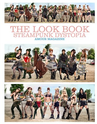THE LOOK BOOK STEAMPUNK DYSTOPIA