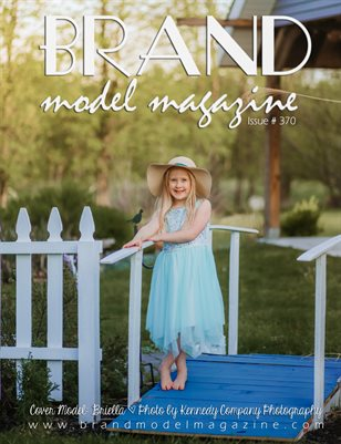 Brand Model Magazine  Issue # 370