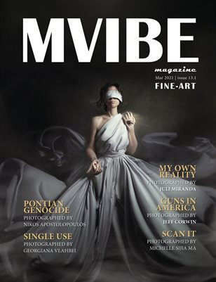 MVIBEmagazine Mar 2021 issue13.1 Fine-Art