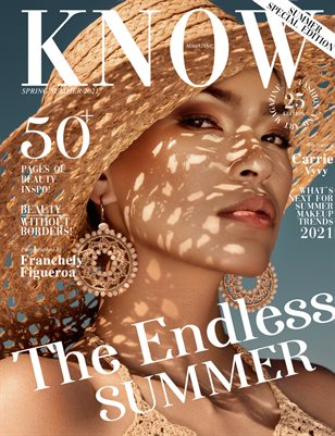 KNOW magazine_The Endless Summer.