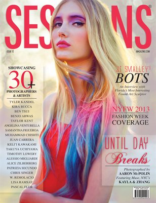 SESSIONS Magazine Issue 12