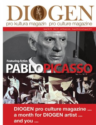 DIOGEN pro art magazin No 12. special July 2011