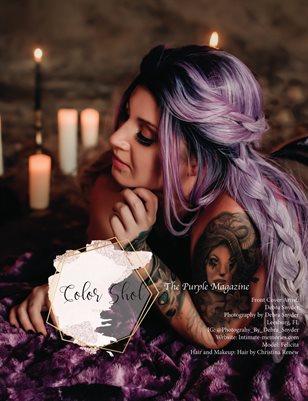 Issue #24 - The purple magazine