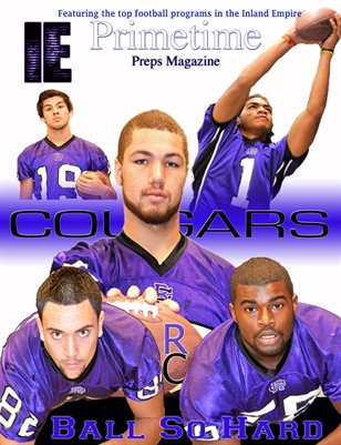Inland Empire Prime Time Preps Magazine Rancho Cucamonga Football Edition April 2012
