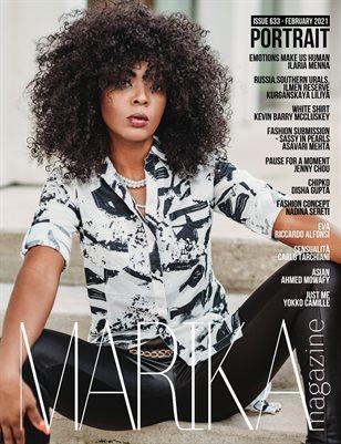 MARIKA MAGAZINE PORTRAIT (ISSUE 633 - February)