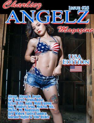 Charliez Angelz Issue #25 - USA - Alyssa