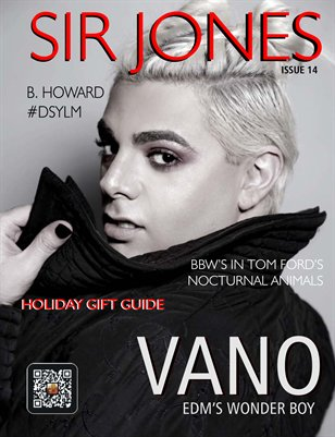 Sir Jones Magazine :: Issue 014